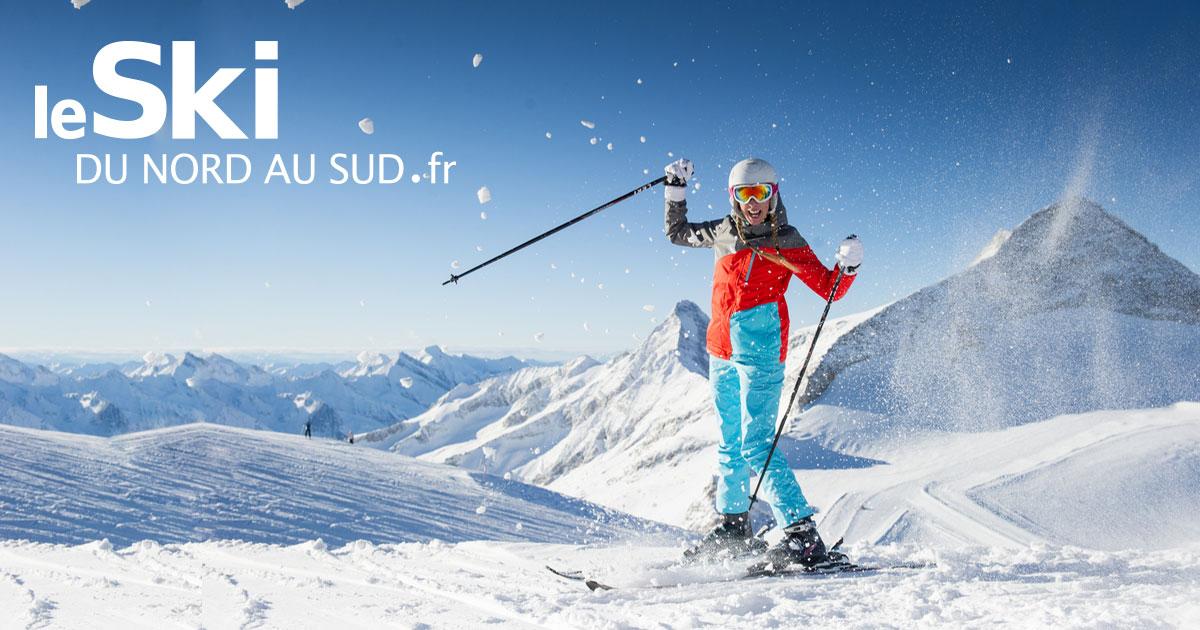 vacances et s jours de ski en france le ski du nord au sud. Black Bedroom Furniture Sets. Home Design Ideas